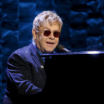 Singer Elton John performs in New York City, March 2, 2016.