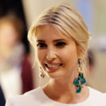 Ivanka Trump, daughter and adviser of President Donald Trump, arrives for a dinner in Berlin, Germany, April 25, 2017.