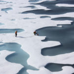 Warming ocean could melt ice faster than thought
