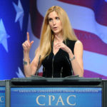 Ann Coulter addresses the Conservative Political Action conference (CPAC) in February 2011. The controversial commentator's talk at Berkeley has been canceled for a second time.