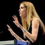 Commentator Ann Coulter speaks to the Conservative Political Action conference (CPAC) in 2011.