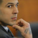 Former New England Patriots football player Aaron Hernandez will be the subject of a crime book by James Patterson.