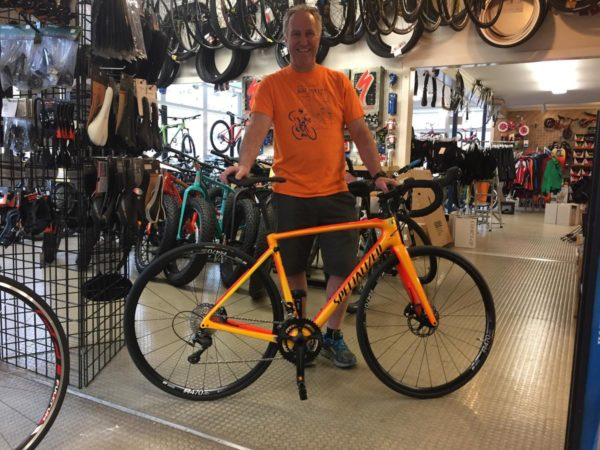 Bar Harbor Bicycle Shop owner Joe Minutolo.