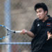 Experienced Brunswick tops Bangor boys tennis in battle of unbeatens