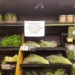 A fire Wednesday night at Hannaford's distribution center in South Portland has led to a temporary shortage of some refrigerated foods at Maine stores, including some fresh produce at the supermarket at the Airport Mall in Bangor. Affected products are being trucked to the company's Maine stores from its warehouse in New York and should be replenished shortly, according to a company spokesperson.