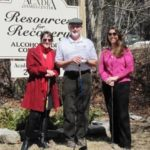 Left to right: Claire Sasner and Dan Johnson of the Acadia Family Center along with Colleen Maynard of Bar Harbor Bank & Trust invite you to participate in the 24th Annual BHBT/David R. Harding Memorial Charity Golf Tournament, to be played on Tuesday, June 6 at Kebo Valley Golf Club in Bar Harbor.  For more information, call Cathy Planchart, at Bar Harbor Bank & Trust, 667-0660 x14655.