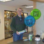 Dennis Bouchard, RN, NMMC Liaison for Donate Life