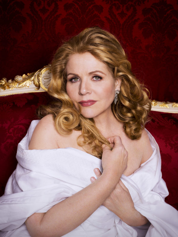 "Renée Fleming as the Marschallin in Richard Strauss' ""Das Rosenkavalier,"" part of the ""Live in HD"" series from The New York Metropolitan Opera at The Grand."
