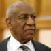 Bill Cosby departs the Montgomery County Courthouse after a preliminary hearing in Norristown, Pennsylvania.