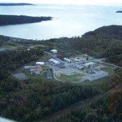 Downeast Correctional Facility in Machiasport