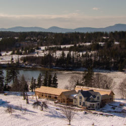 The six-bed new elder care facility on North Haven, which is expected to open in the fall of 2017, will be the first such facility on the offshore island, which sits 10 miles out in Penobscot Bay.