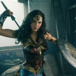"Gal Gadot as Wonder Woman in Warner Bros. Pictures' action adventure ""Wonder Woman,"" a Warner Bros. Pictures release."