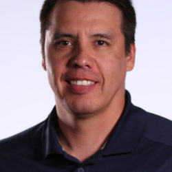 University of Maine assistant men's hockey coach Alfie Michaud.