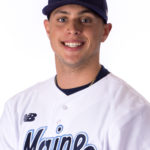 University of Maine pitcher Nick Silva led the Black Bears to a 3-0 victory over Stony Brook in the America East Tourney on Friday night.