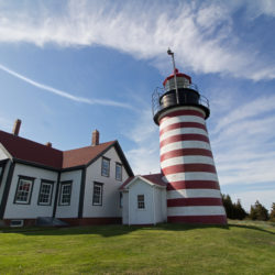All of Maine's lighthouses — even the dinky ones — in one map