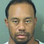 Tiger Woods appears in a booking photo released by Palm Beach County Sheriff's Office in Palm Beach, Florida, May 29, 2017.