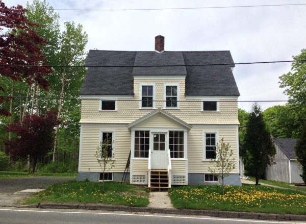 Once interior renovations of Edna St. Vincent Millay's birth home are completed this fall, the Telling Room, based in Portland, will open a second location in part of the home.