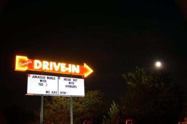 The Bangor Drive-In