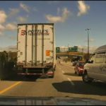 It was nearly a disaster on Interstate 295, after a driver was found going the wrong way.