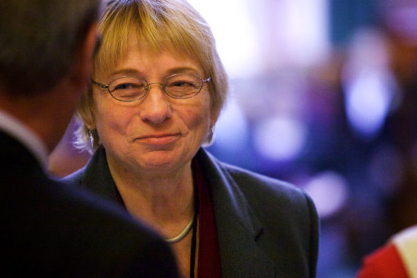 Maine Attorney General Janet Mills is being sued by Gov. Paul LePage for not representing his legal positions.