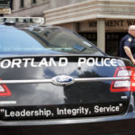 The Portland Police Department is offering $10,000 in bonuses to new recruits.