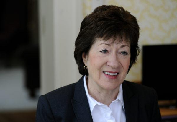 U.S. Sen. Susan Collins
