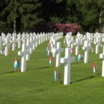 A Mainer, Scott Desjardins, has been chosen to serve as superintendent of the Normandy American Cemetery in France. He starts his new job on June 6, the anniversary of D-Day.