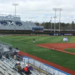 UMaine has submitted a bid to host next year's America East baseball tournament at Mahaney Diamond in Orono.