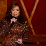 Musician Loretta Lynn performs during the 48th Country Music Association Awards in Nashville, Tennessee, Nov. 5, 2014.