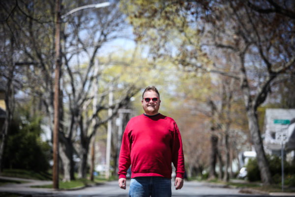 ortland comedian Connor McGrath stands on the leafy street in Deering he's called home for most of his life. McGrath's Asperger's syndrome doesn't hinder his comedy, he said, &quotIt's just like being left handed.&quot