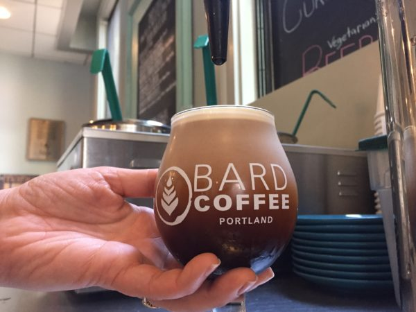 Served from a tap and resembling Guinness, nitro cold brew is all the rage this season.
