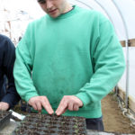 Jacob Poitraw, 20, of Caribou was one of two inmates at the Aroostook County Jail charged with leaving the scene of a work release program Saturday afternoon in Houlton. Poitraw and Jeston Davis, 25, of Fort Kent, were participating in a community work farm project in Houlton when they were left unattended Saturday afternoon and decided to take a pickup truck from the farm. The two drove to the Houlton Wal-Mart, where an ashtray filled with cigarette butts was stolen from outside the store.