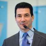 Dr. Scott Gottlieb is seen in this American Enterprise Institute photo released in Washington, DC, U.S., March 10, 2017.