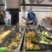 Maine schools resist national plan to relax healthy lunch guidelines by serving fresh, local foods