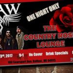 The party is coming Belfast....get ready!!  Rock RAW!