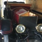 A historic 1913 Rolls Royce, originally belonging to Henry Wadsworth Longfellow's daughter, was vandalized Friday night.