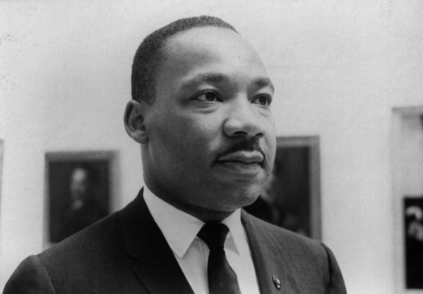 martin luther king obituary