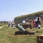 Fort Knox Pirate event, July 14 to 16th.