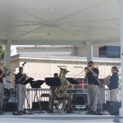 195th Army Band Brass Quintet