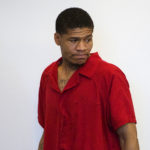 "Antoinne ""Prince"" Bethea, 40, of New Haven, Connecticut, makes his first appearance at the Penobscot Judicial Center in Bangor Thursday. Bethea is accused of slaying his girlfriend's husband on Easter in what may have been a custody dispute."