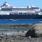 4 cruise ships visit Portland this week