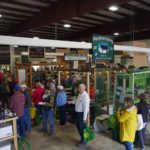 Opening day on Saturday, May 27 at the United Farmers Market of Maine drew about 2,000 people to Belfast.