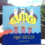 ABC Gulls by Beth Rand of Peaks Island is now available where children's books are sold.