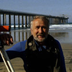 James Stewart, diving officer at Scripps Institution of Oceanography, in a January 1985 file photo.