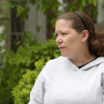 Sarah Lemery received her high school equivalency diploma after getting support from a jail program. Penobscot Count Jail has started a new pilot program to help female clients learn to read, get their high school diplomas, or parenting classes.