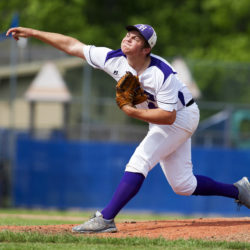 Alex McKenney of Hampden Academy is one of several eastern Maine baseball standouts scheduled to play in the 10th Maine-New Hampshire Senior All-Star Game in Manchester, New Hampshire.