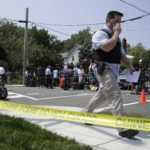 Shooter reported at US Army's Fort Lee in Virginia