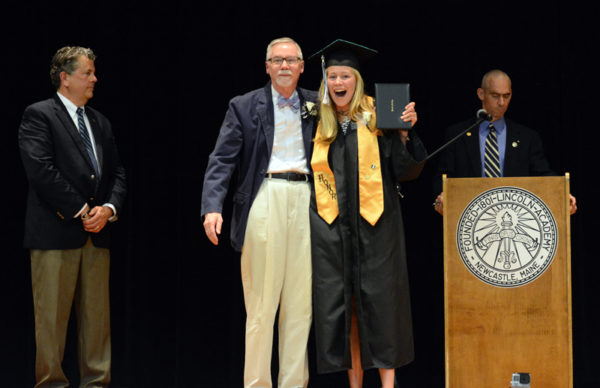 Lincoln Academy students push for gender-neutral graduation gowns ...