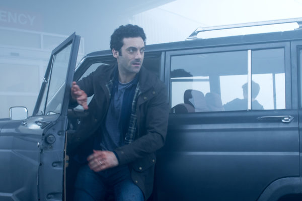 A scene from &quotThe Mist,&quot copyright Spike Cable Networks Inc.