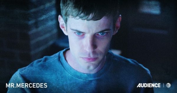 A still from &quotMr. Mercedes,&quot set to premiere on the Audience Network in August.
